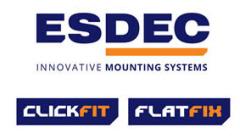 Esdec ClickFit Evo FlatFix