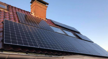 Trina Solar 300Wp Percium met SolarEdge omvormer en optimizers